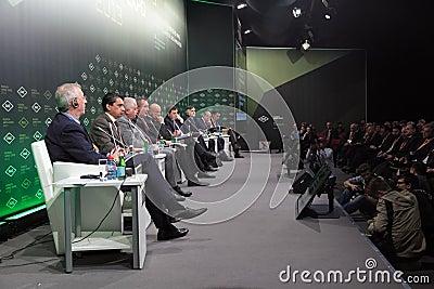 Plenary discussion Editorial Photo