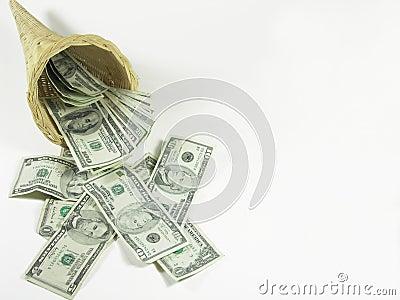Plenty of money