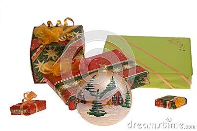 Plenty of presents