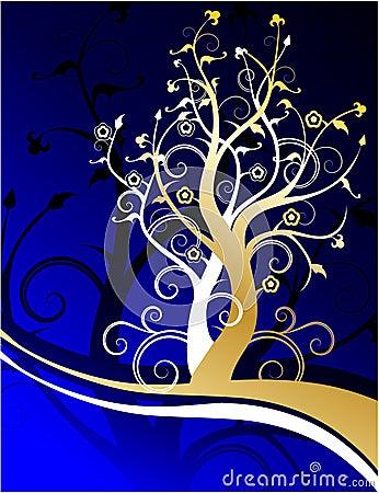 Plexus trees
