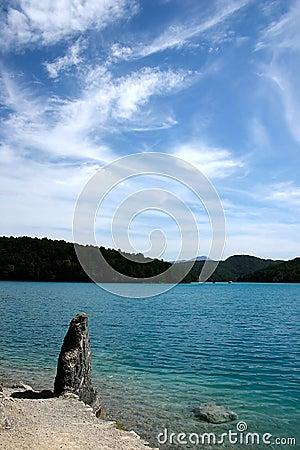 Plitvice - Lake