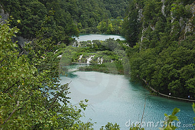 Plitvice national park.