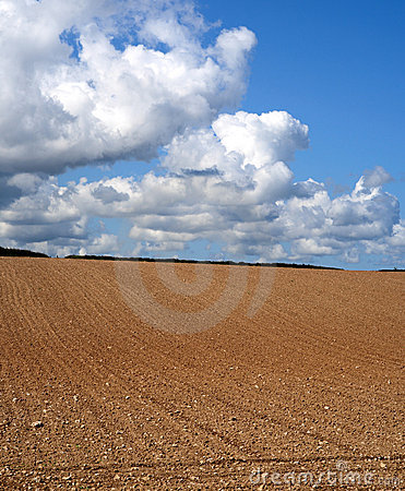 Free Ploughed Field Stock Images - 2512714
