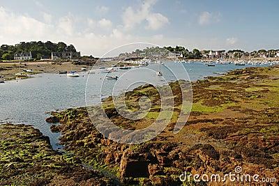 Ploumanach, Brittany, France