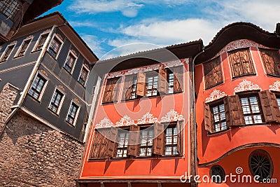 Plovdiv Architecture