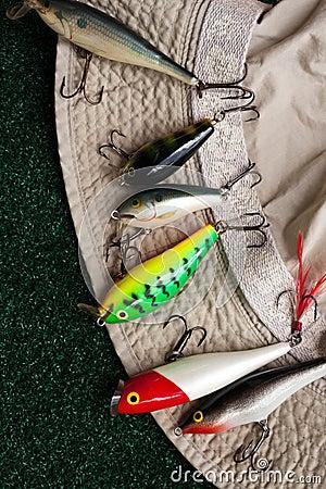 Plug for fishing