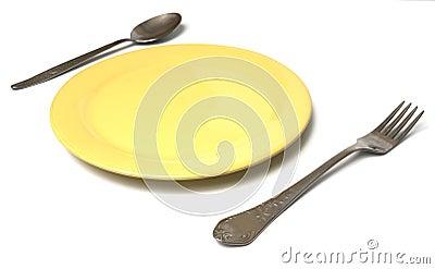 Plug and spoon