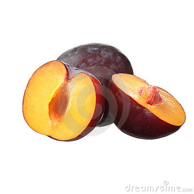 Plum Stock Images - Image: 8905404