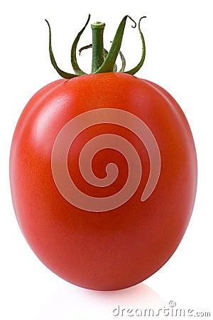 Free Plum Tomato Royalty Free Stock Photography - 13289007