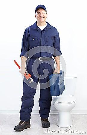 Free Plumber Stock Image - 17104231