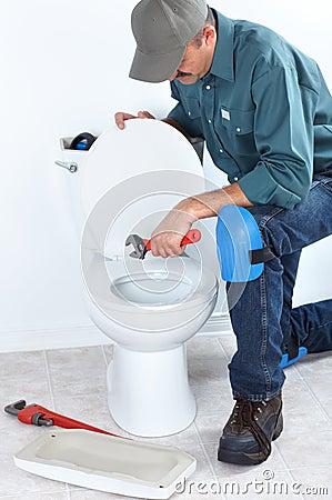Free Plumber Royalty Free Stock Image - 17282506