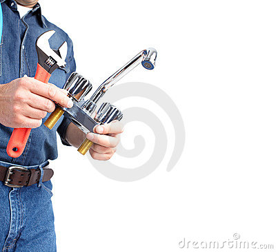 Free Plumber Stock Photography - 17312992