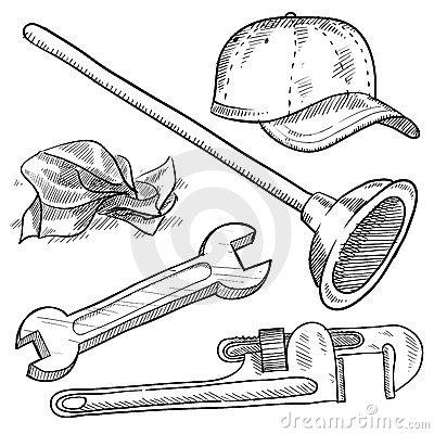 Plumber objects sketch