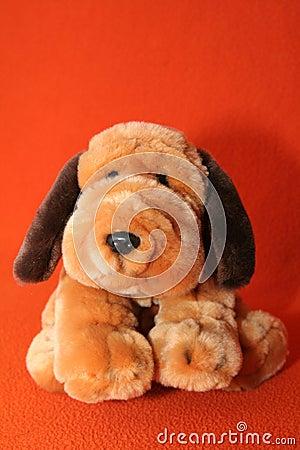 Plush dog #3