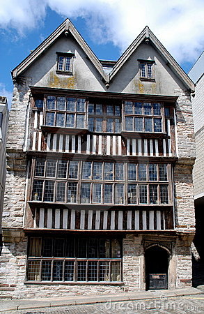 Plymouth, England: Merchants House