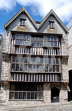 Free Plymouth, England: Merchants House Royalty Free Stock Photos - 20191668