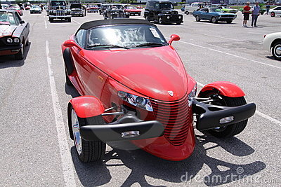 Plymouth Prowler Black Tie Edition 1999 Editorial Photo