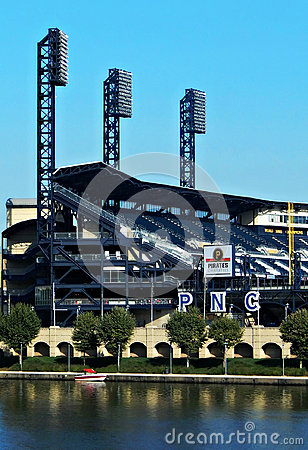 Free PNC Park, Pittsburgh Royalty Free Stock Photos - 43170878