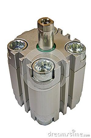 Pneumatic cylinder standart