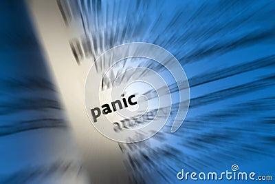 PÂNICO - Ataque de pânico