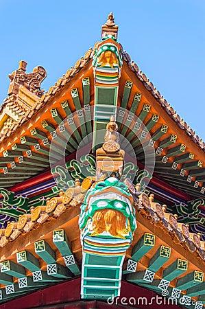 Free Po Lin Monastery, Lantau Island, Hong Kong, China. Stock Photography - 87374102