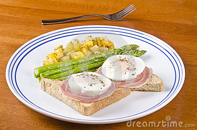 Poached Eggs Series #1