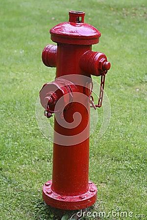 Pożarniczy hydrant