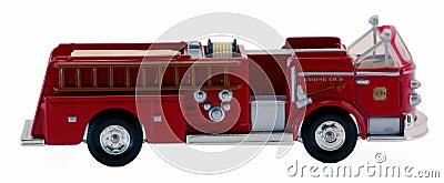Pożarniczy pumper