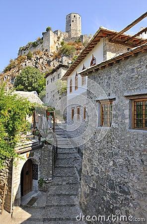 Free Pocitelj, Bosnia Stock Photography - 7642802