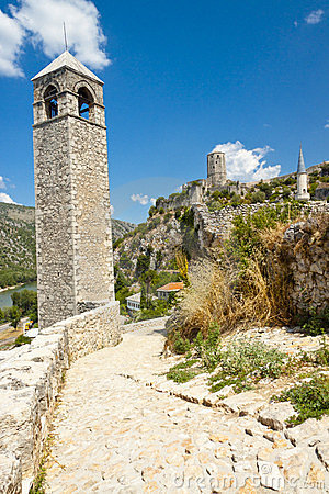 Free Pocitelj - Bosnia And Herzegovina Stock Images - 23554884