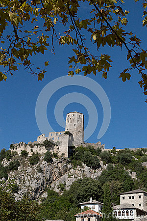Free Pocitelj, Old Town In Bosnia & Herzegovina Stock Image - 47669891