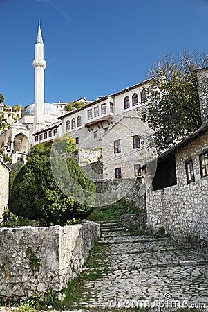 Free Pocitelj Village Near Mostar In Bosnia Stock Image - 20712121