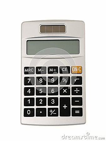 Free Pocket Calculator Stock Image - 13401091