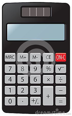 Free Pocket Calculator Stock Images - 45559114