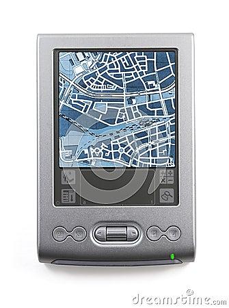 Pocket computer.