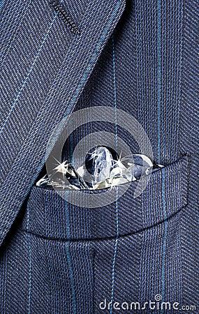 Pocket full of diamonds