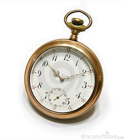 Free Pocket Watch Stock Image - 10407411