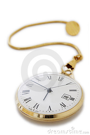 Free Pocket Watch Royalty Free Stock Images - 105599