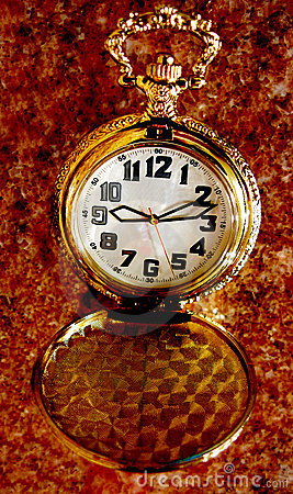 Pocket Watch Royalty Free Stock Photo - Image: 12895855