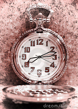 Free Pocket Watch Stock Photos - 12895873