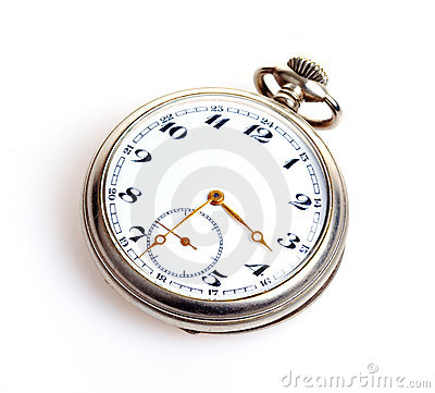 Free Pocket Watch Royalty Free Stock Photography - 16472957