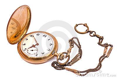 Pocket watch Editorial Image
