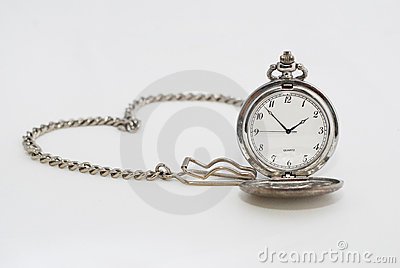 Pocket Watch communicating message of love