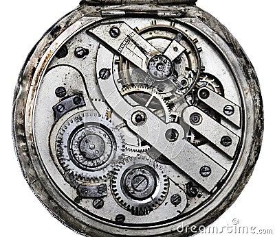 Pocketwatch Mechanism