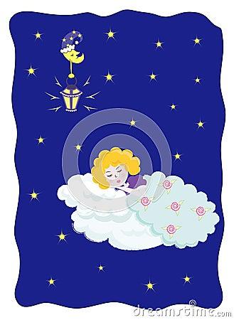 Poco sonno di angelo