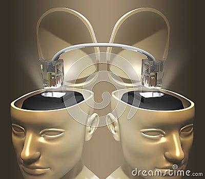 Połączyć umysł