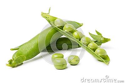 Pod of peas