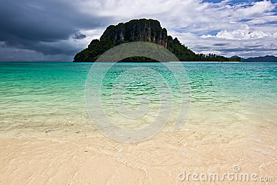 Poda island in Krabi Thailand 1