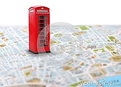 Podróży miejsce przeznaczenia Londyn