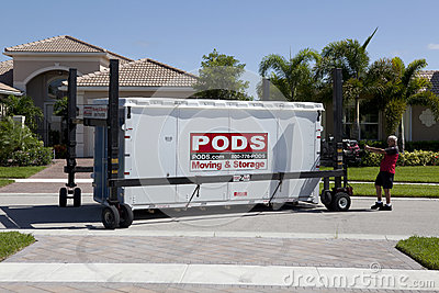PODS Editorial Stock Photo